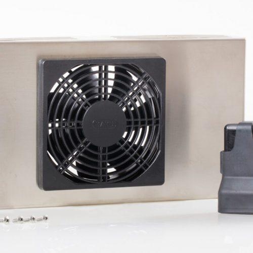 Contenitori refrigerati, kit ventola interna