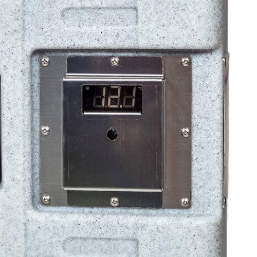 Contenitori refrigerati, cover protettiva