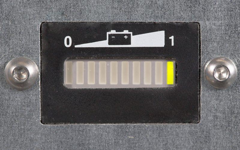 Contenitore refrigerato batteria