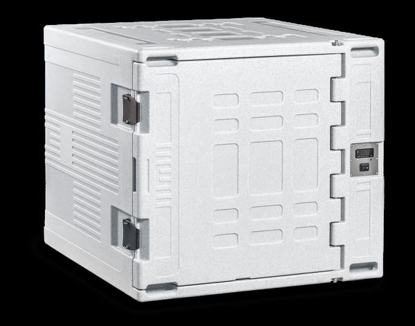 Contenitore refrigerato medio da 330 litri autoalimentato