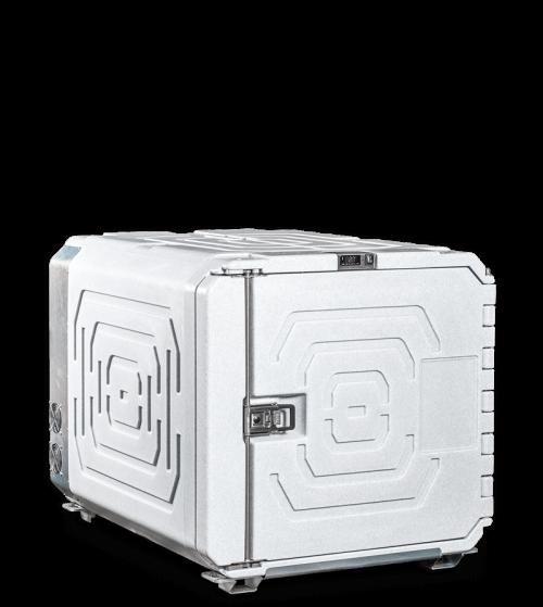Contenedores isotérmicos refrigerados 720 l