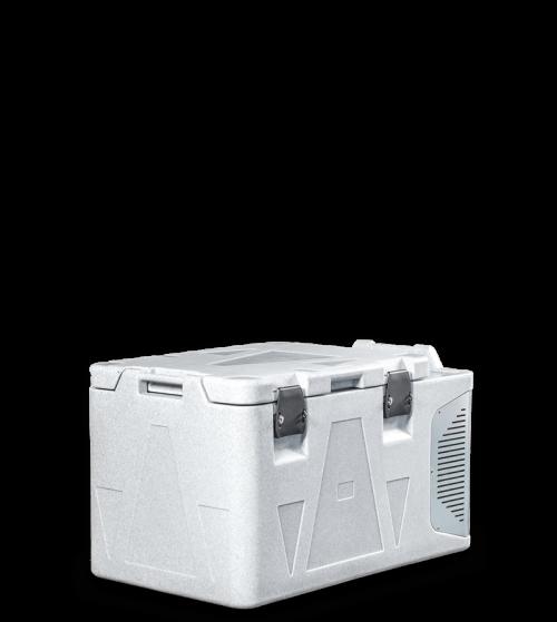 Contenedores isotérmicos refrigerados 82 l